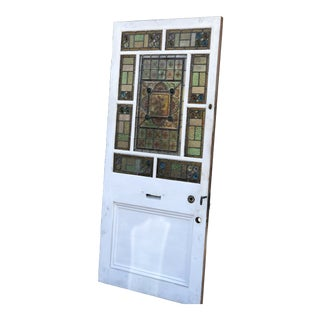 English Federal/Colonial Front Door For Sale