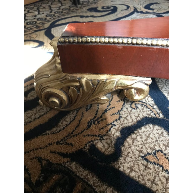 Traditional Dining Table For Sale - Image 3 of 12