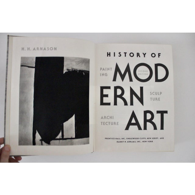 """History of Modern Art: Painting, Sculpture, Architecture"" Second Edition by H H Arnason Book For Sale In New York - Image 6 of 11"