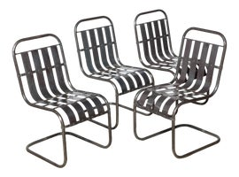 Image of Industrial Accent Chairs