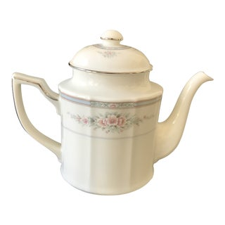 Rothschild by Noritake Tea/Coffee Lidded Pot