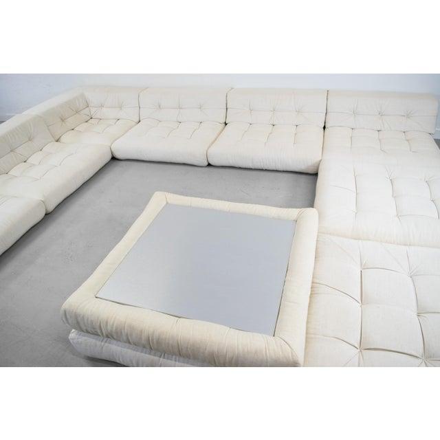 14 Piece Roche Bobois Mah Jong Sofa By Hans Hopfer 14 Pieces