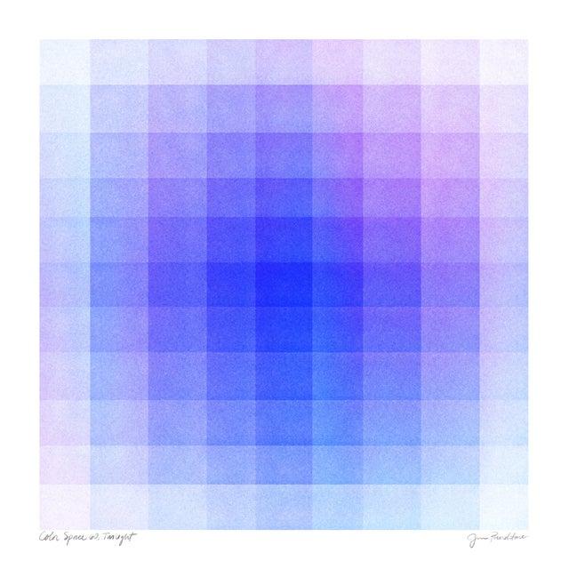 Color Space 60: Twilight - Jessica Poundstone Original For Sale