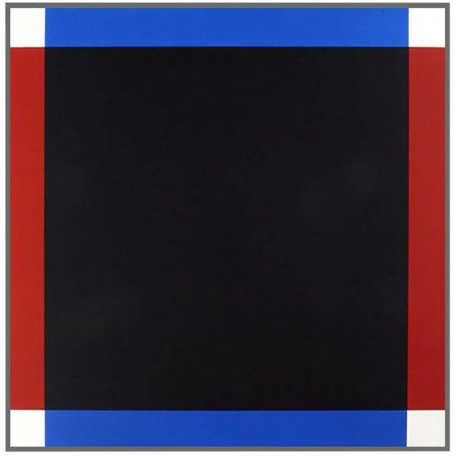 Blue/Orange Void by John Donovan 2004 For Sale
