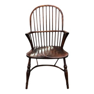 1950s Vintage Child's Windsor Chair For Sale
