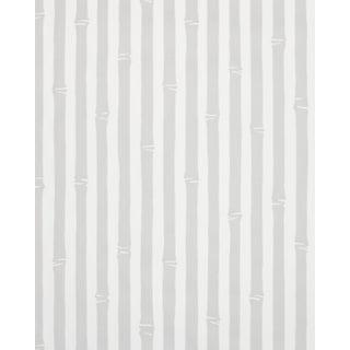 Serena & Lily Veranda Bamboo Stripe Wallpaper - 3 Rolls For Sale