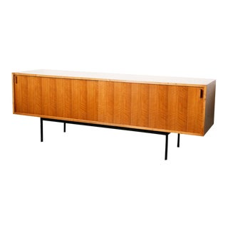 Minimalist Sideboard by Dieter Waeckerlin for Idealheim For Sale