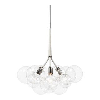 Pelle Large Bubble Chandelier For Sale