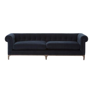 Modern Galaxie Chesterfield Sofa For Sale