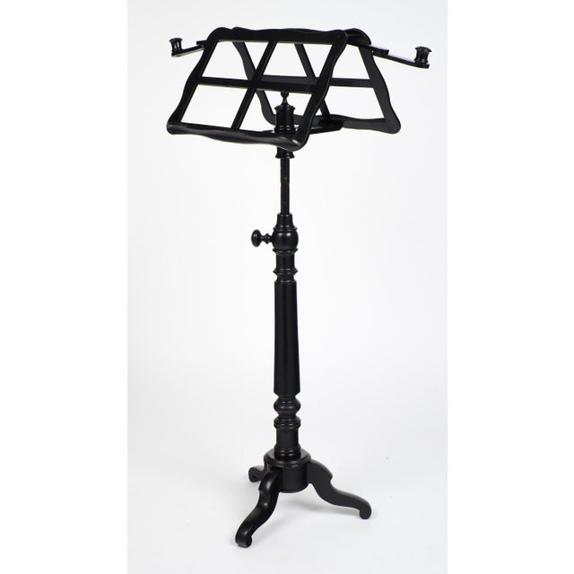 Mid 19th Century Louis Philippe Period Music Stand Lectern For Sale - Image 5 of 10