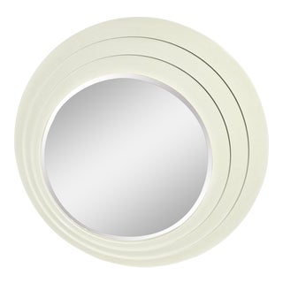 1970's Concentric Wall Mirror For Sale