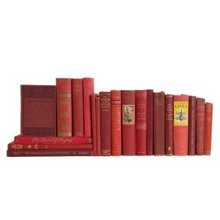 Scarlet Music Book Set, (S/20) For Sale