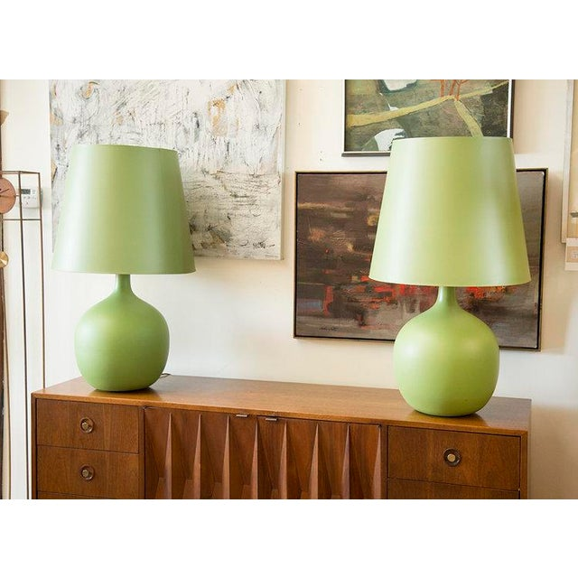 grande collections lamps lamp caribbean medium med chatham pottery carb blue duotone yellow and