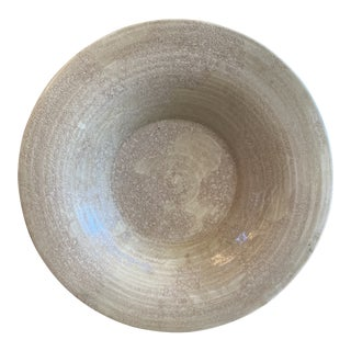 Large Kreiss Decorative Bowl For Sale