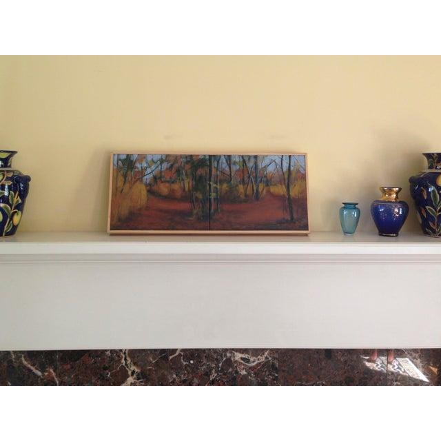 "Original Landscape Painting ""Diverge"" - Image 2 of 6"