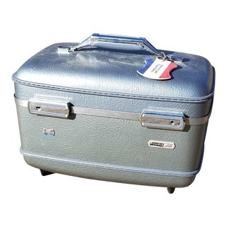 American Tourister Cosmetic Luggage, 1960s