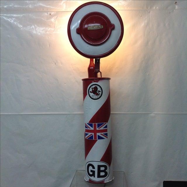 Jaguar Motors Lamp - Image 3 of 7