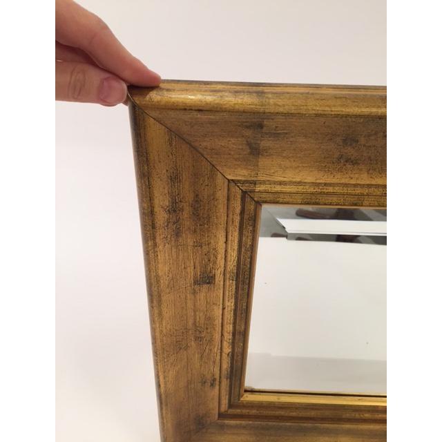 Vintage Gold Framed Mirror - Image 7 of 7