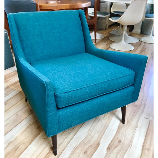 1950s Mid-Century Modern Paul McCobb Lounge Chair For Sale - Image 9 of 9