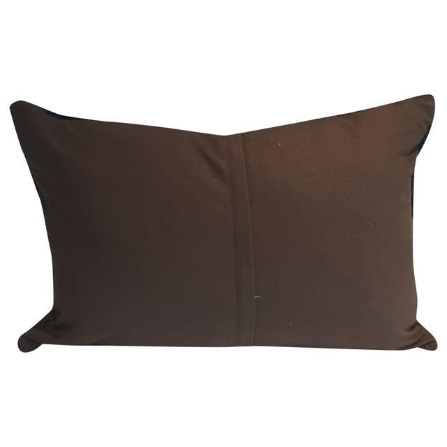 Vintage Kilim Lumbar Pillow - Image 3 of 3