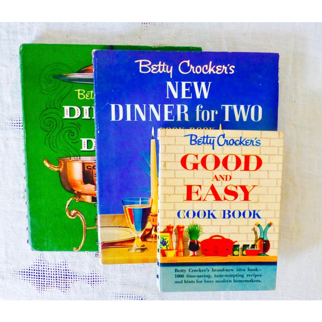 Vintage Betty Crocker Cookbooks - Set of 3 For Sale - Image 11 of 11