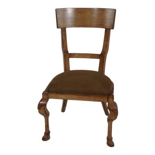 Tuscan Style Accent Chair For Sale