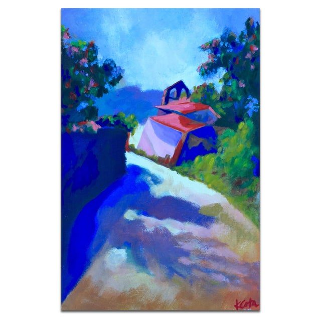 Country French Canvas Print For Sale
