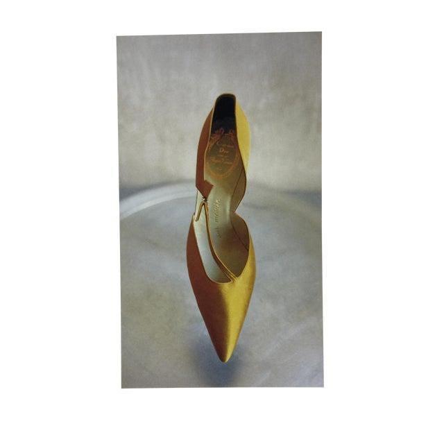 1958 Christian Dior Couture Shoe, Susan Salinger Photograph, 1997 For Sale