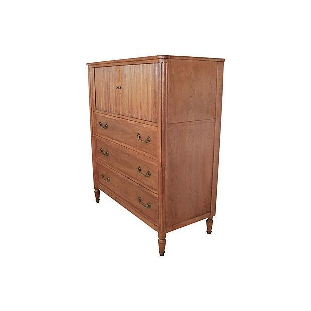 Milling Road by Baker Tambour Chest - Image 3 of 10