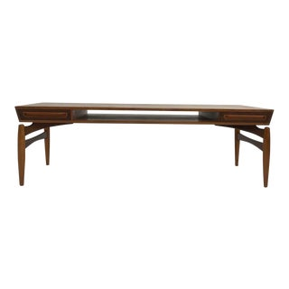 Danish Modern Teak TV/Console Table