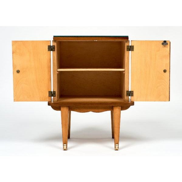 French Mid-Century Modern Side Tables - a pair For Sale In Austin - Image 6 of 10