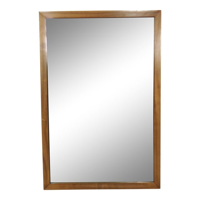 Mid-Century Modern Mirror For Sale