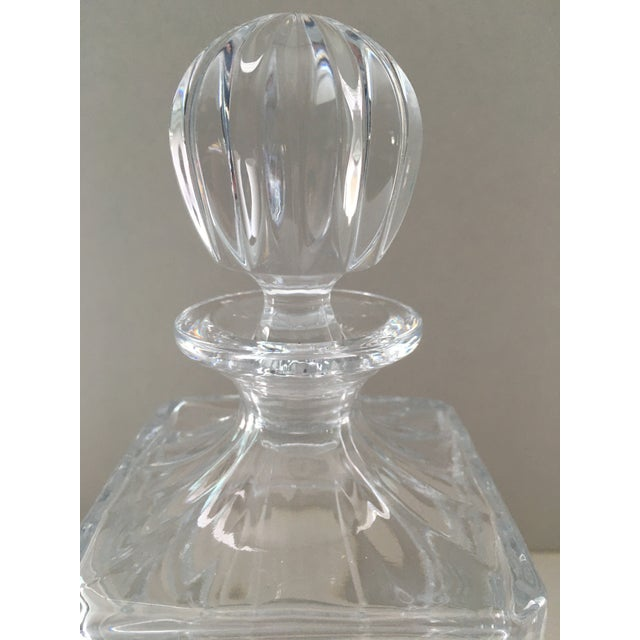Towle crystal decanter perfect for your at home bar very classy