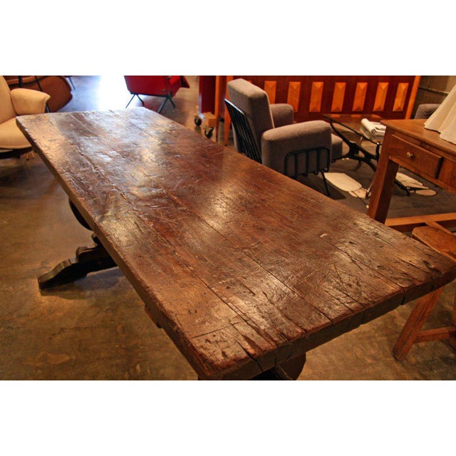 """Early 20th Century Italian 19th C. """"Frattino"""" Table For Sale - Image 5 of 7"""