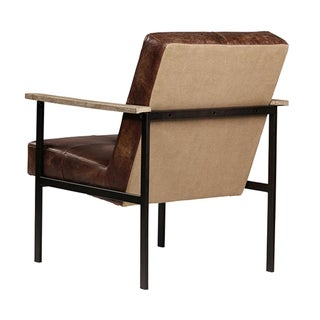 Jaxon Leather Arm Chair Preview