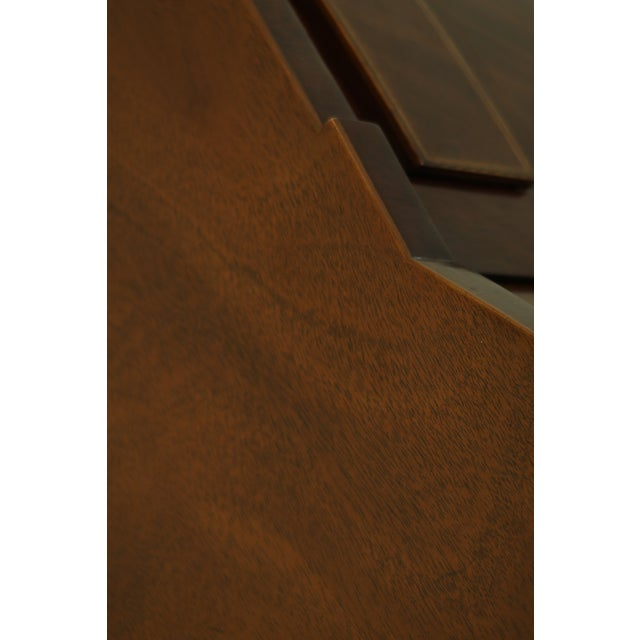 Brown Kindel National Trust Collection Federal Mahogany Sideboard For Sale - Image 8 of 13