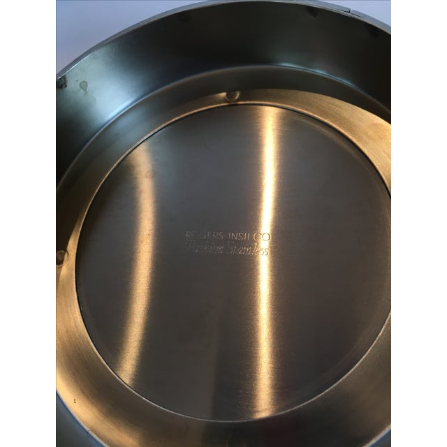 Stainless Steel Salad Bowl - Image 5 of 5