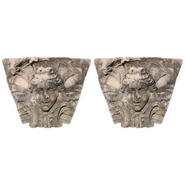 Image of Limestone Garden Ornaments and Accents