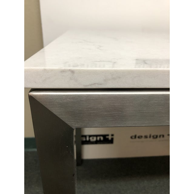 Portica Desk and Return, by Room & Board For Sale - Image 9 of 13