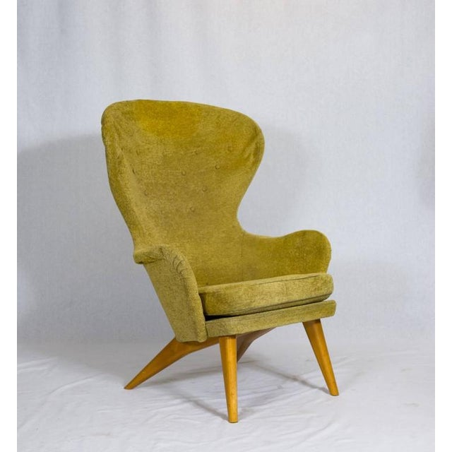Carl Gustav Hiort af Ornäs lounge chair. Store formerly known as ARTFUL DODGER INC