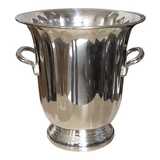 Vintage Gotham Silver Plate Champagne Chiller For Sale
