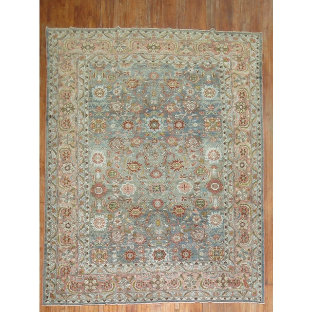 Antique Malayer Rug, 9' X 11'8'' For Sale - Image 11 of 11
