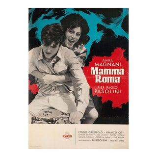 Mamma Roma 1962 Italian Double Fotobusta Film Poster For Sale