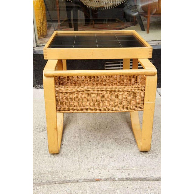Artek Alvar Aalto for Artek Bar Cart For Sale - Image 4 of 7