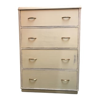 1930s Vintage Lambert's Company Chest of Drawer For Sale