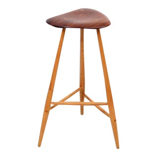 1980s Barstool by Horace B. Hartshaw For Sale