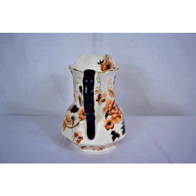 Wedgwood Vintage Enoch Wedgwood Pitcher For Sale - Image 4 of 10