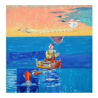 Luigi Rincicotti, I Dodici Mesa 'July' For Sale