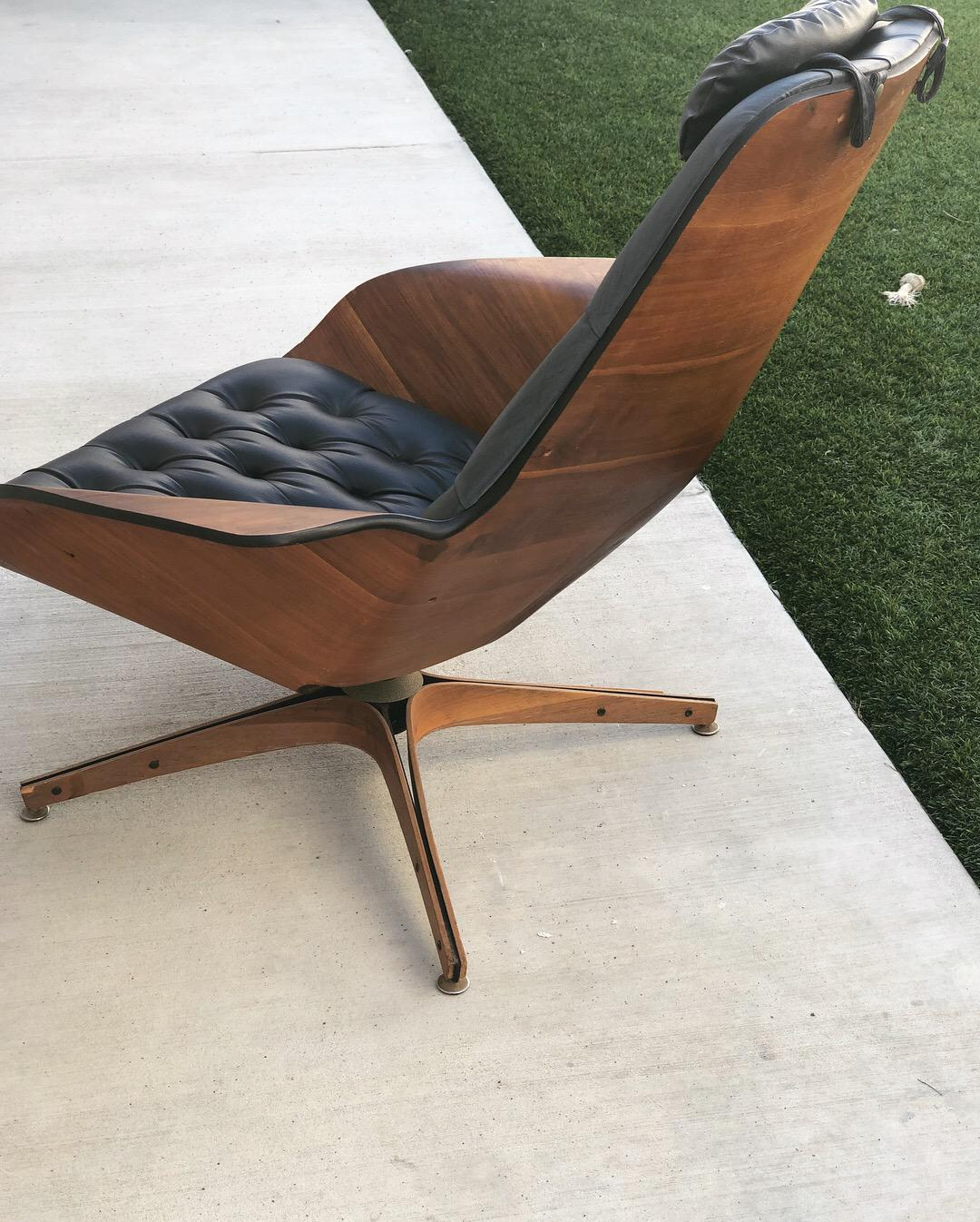 George Mulhauser For Plycraft Bentwood Mr. Chair   Image 4 Of 7