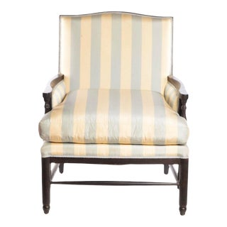 Mid 20th Century Minton-Spidell Normandie Upholstered Armchair For Sale